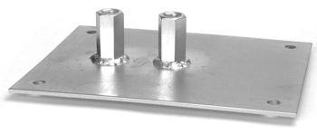 Мини-подставка для мачты 1м и 2м