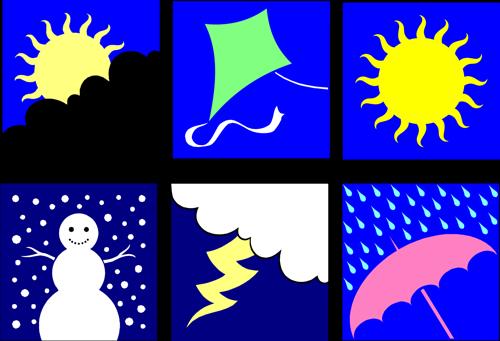 Динамические карты погоды