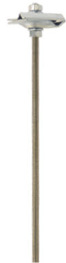 Держатель 8×330 под химический анкер